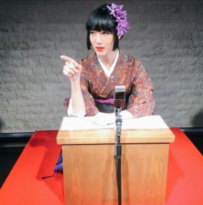 【明治・大正・昭和】レトロな衣裳の芸能人画像を貼るトピ