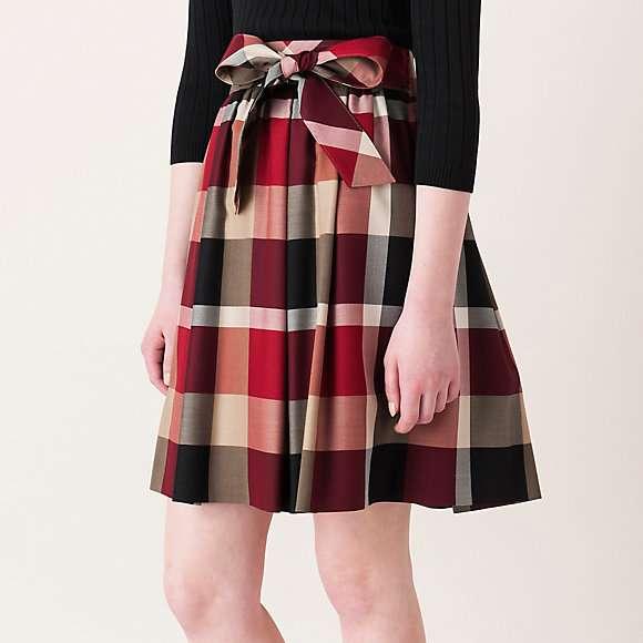 スカートの流行り