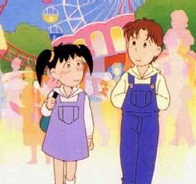 初恋の人をアニメキャラに例えると?