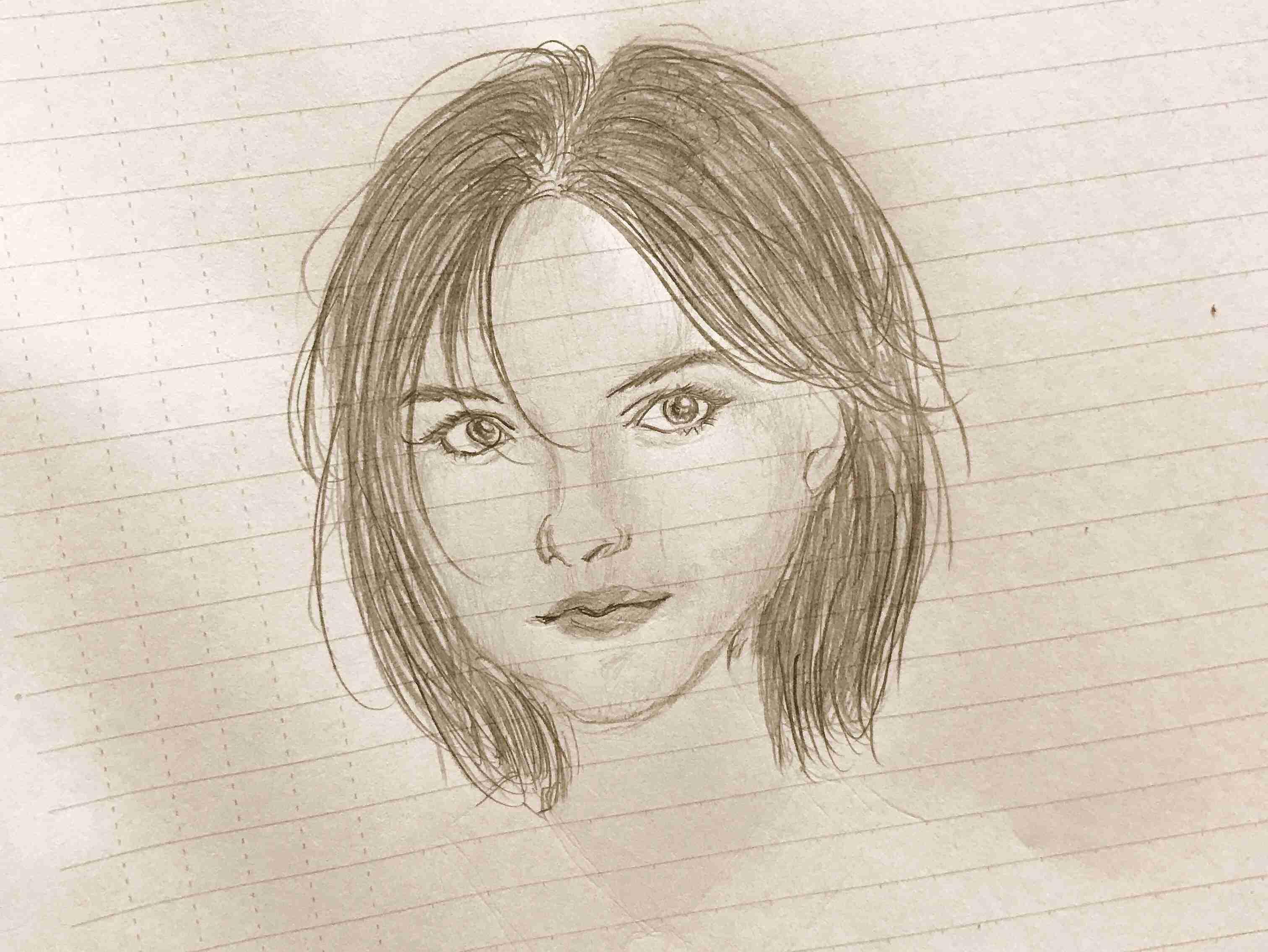 30日間人間を描き続けるトピ part9