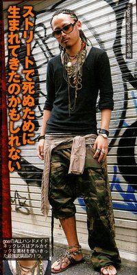 ストリートファッション好きな方ー!