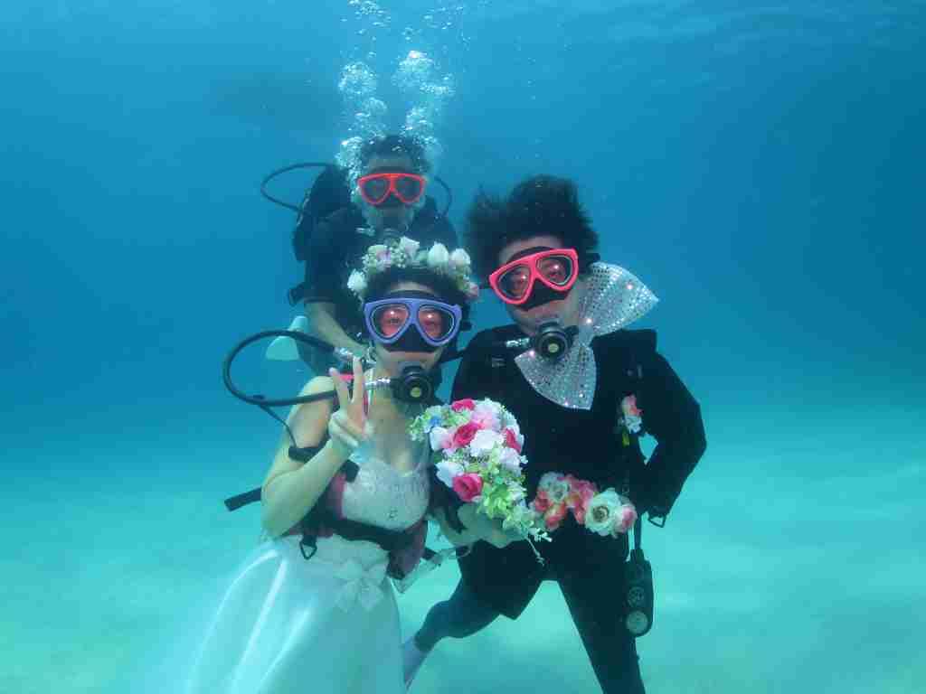 結婚式の会場決定について
