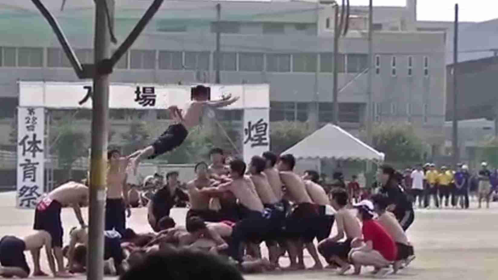 【運動会】組体操・騎馬戦って必要?