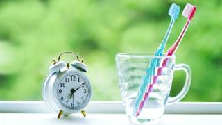 歯磨きのタイミング