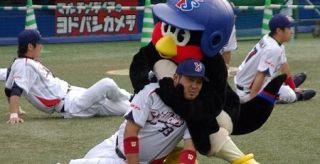 つば九郎を欲してます