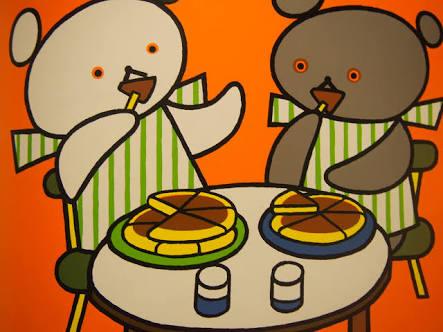 美味しいホットケーキが食べたい!