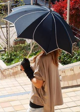 日傘に抵抗ある人