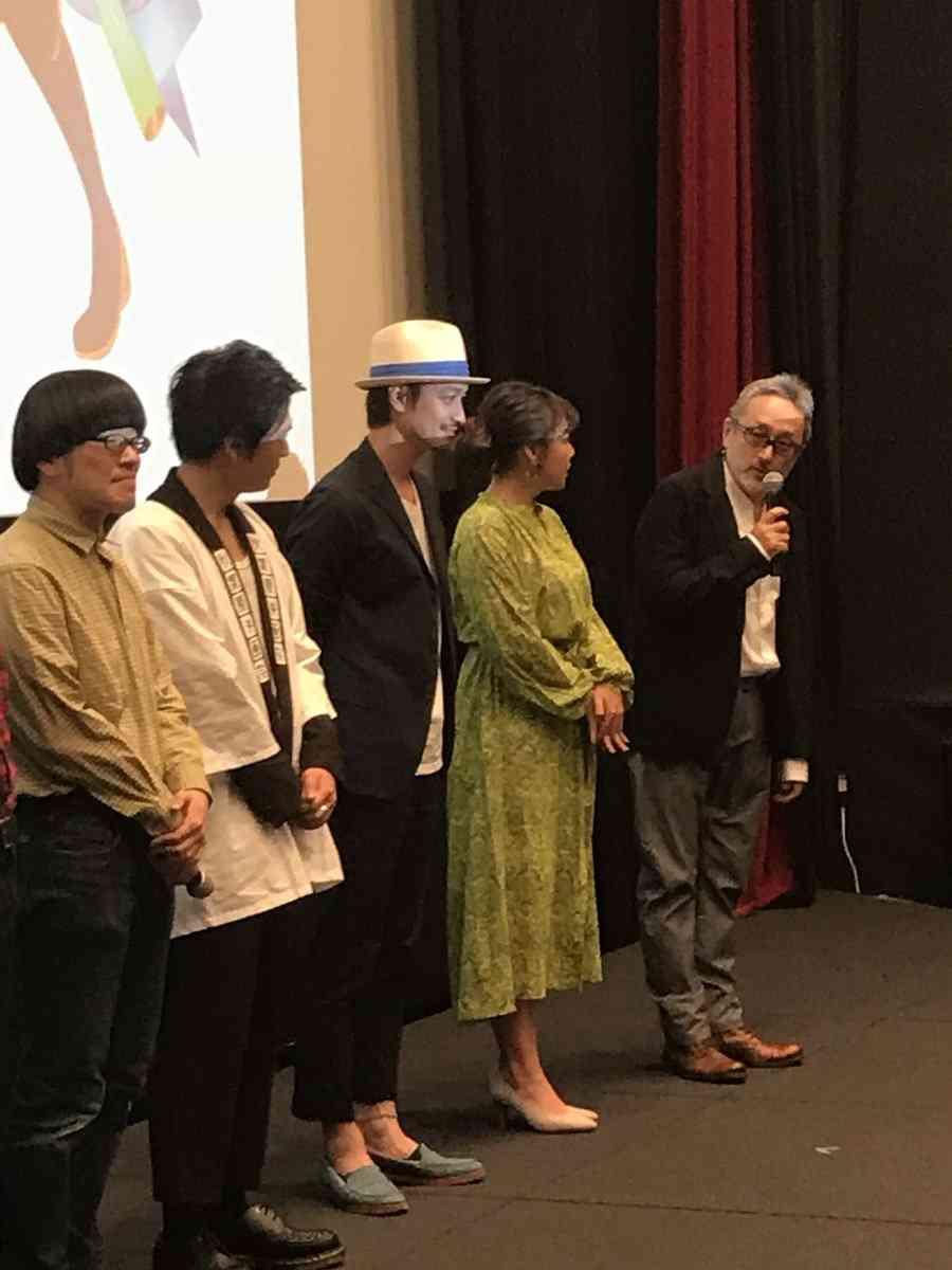 元AKB・野呂佳代「かわいいと思って見て」…初主演映画舞台あいさつ