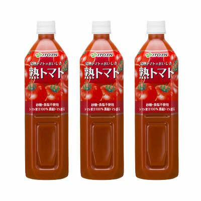 大好き、トマトジュース!!