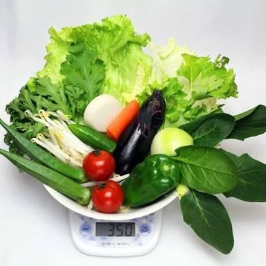 【正直に】野菜、足りてますか?【自己申告】