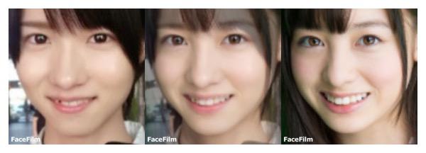 【画像】芸能人2人の顔をアプリを使ってミックス(合成)させてみるトピPart2