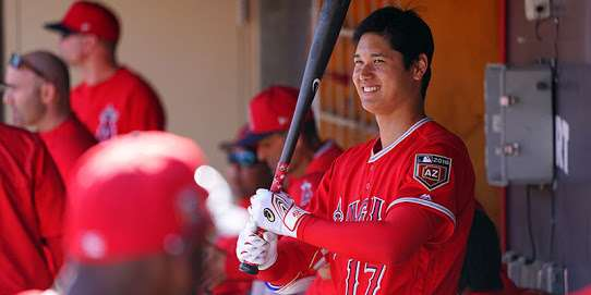 【MLB】大谷翔平が月間最優秀新人 日本選手では2012年のダルビッシュ有以来