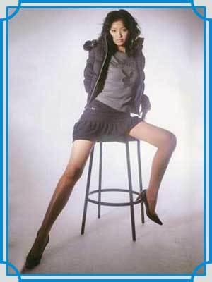 美脚だと思う20代の女性芸能人ランキング