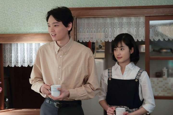 「べっぴんさん」家族4ショット!芳根京子&高良健吾ら再集結