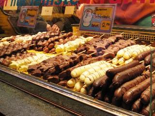 ドイツ流チョコバナナの作り方が美味しそうすぎる 今度のBBQで採用待ったなし!