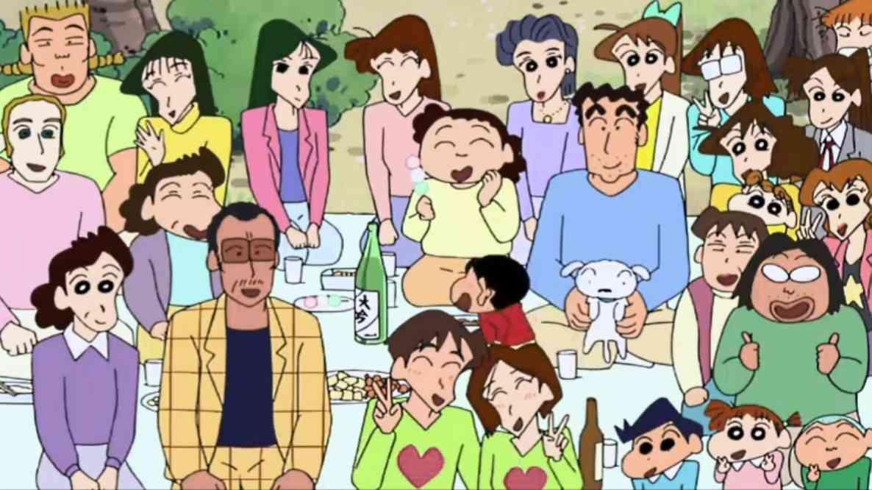 クレヨンしんちゃんの画像が集まるトピ