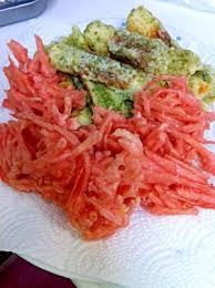 紅生姜、おすすめの食べ方。