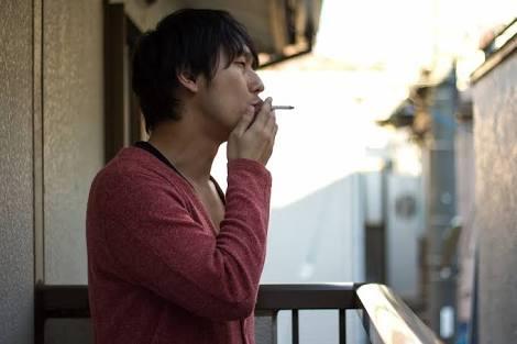 ベランダ喫煙についてアドバイスお願いします。