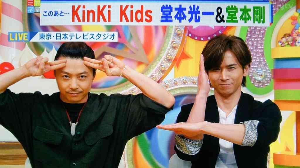 KinKi Kids堂本光一「チューは毎日」ももいろクローバーZと結婚を語る