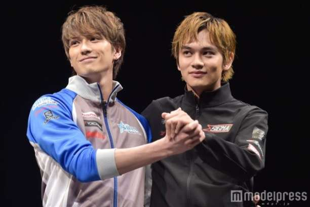 「OVER DRIVE」熱い男は誰?東出昌大、新田真剣佑、北村匠海、町田啓太がチーム戦