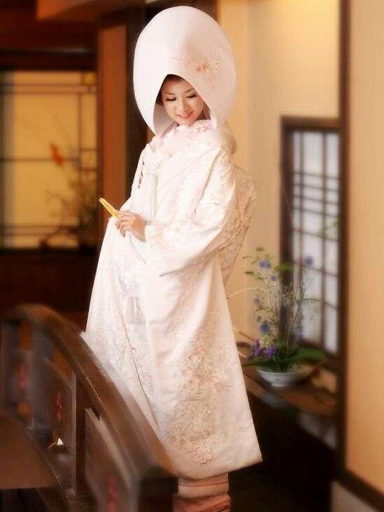 着てみたい白無垢、打ち掛け