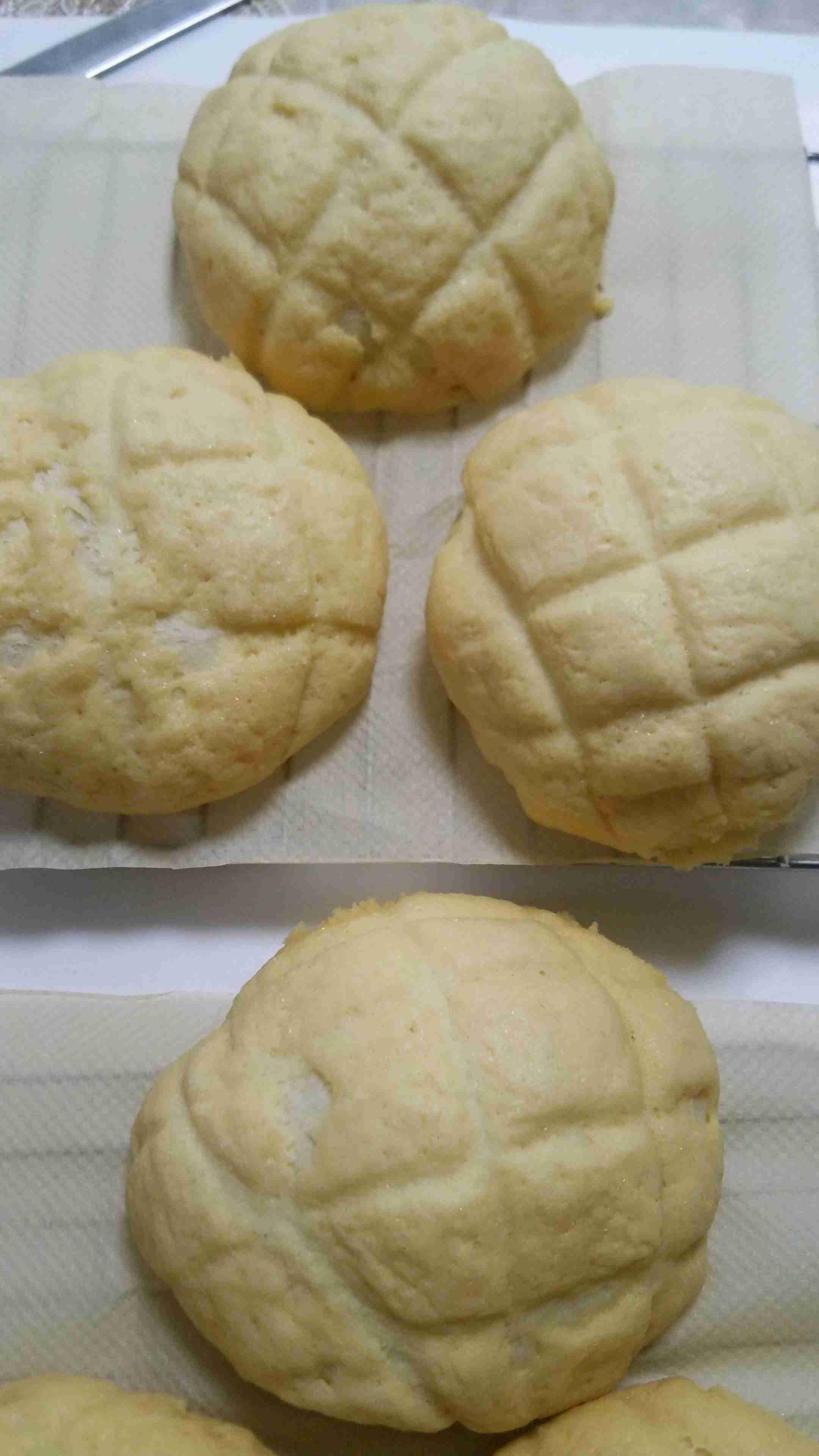 手作りパンを作る人!