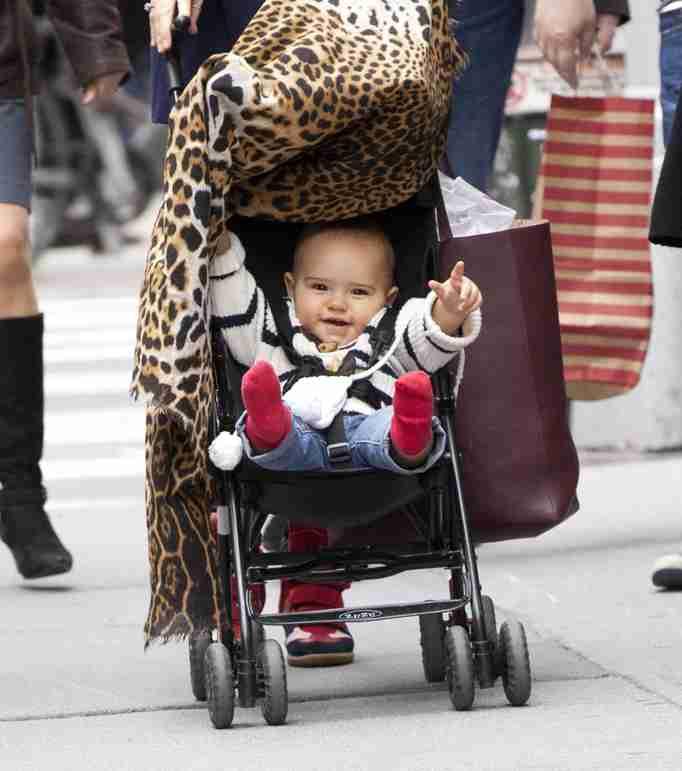 ミランダ・カー、第2子を出産 名前も公表