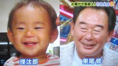 我が子が祖父母に似ている方いますか^ ^??