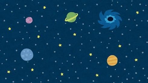 """1世紀ぶり夜空で""""競演"""" 木、土、火星が相次ぎ最接近、同方角に"""