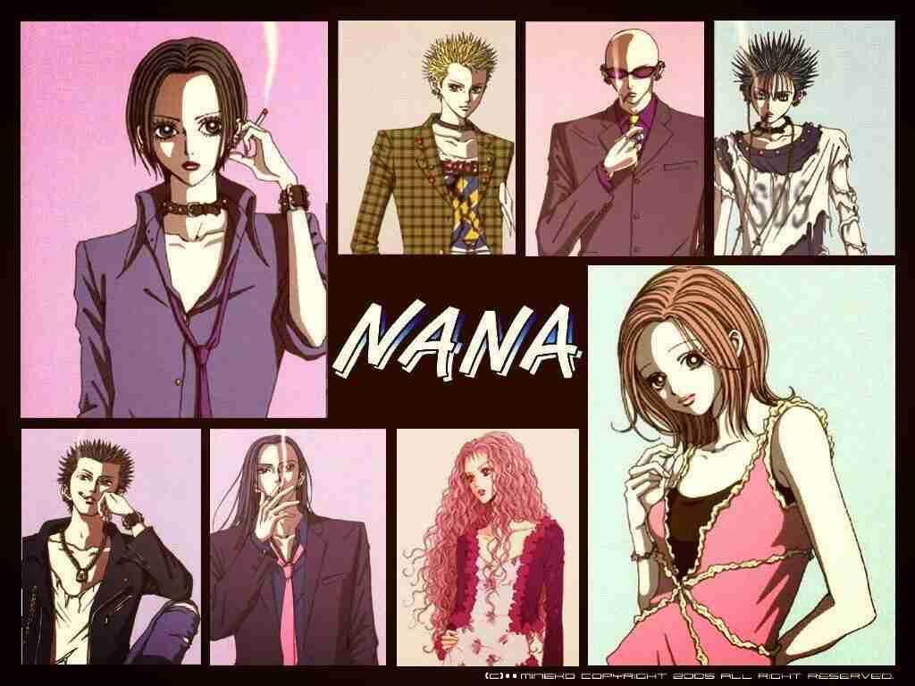 「NANA」を語ろう