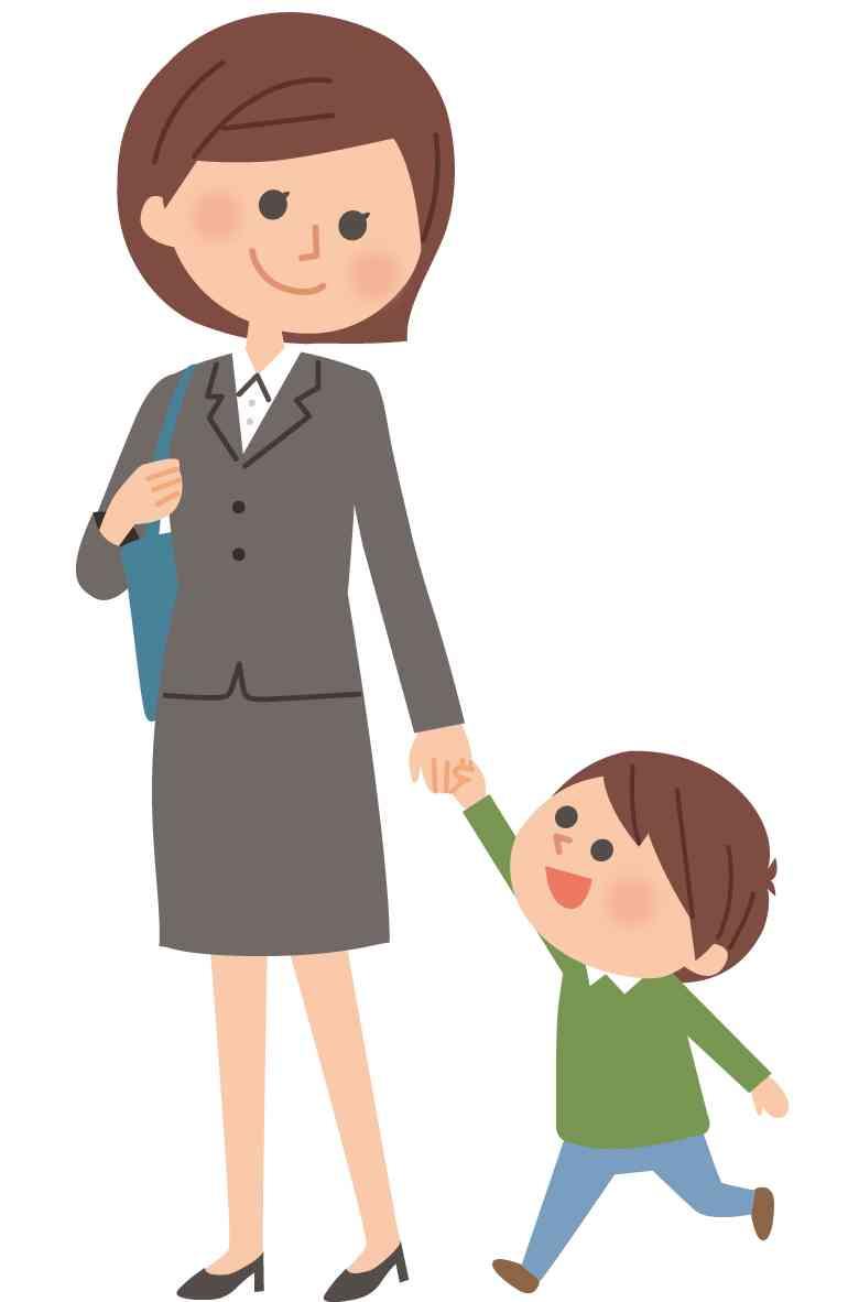 子持ちの方の就職活動