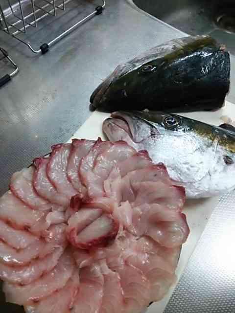 魚を捌ける人