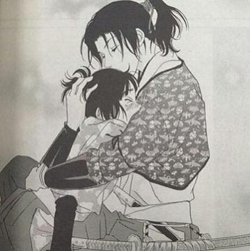 漫画【アシガール】好きな人!