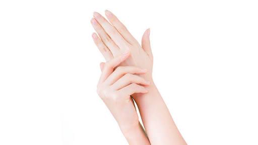 爪が薄いのを改善したい