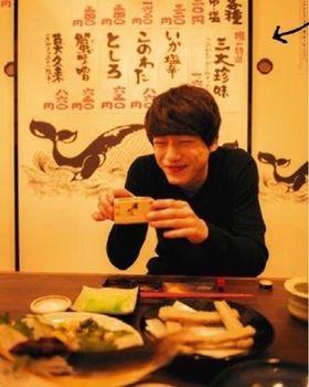 坂口健太郎が台湾を訪問 空港に集まったファンは韓流スターに勝利し今年最多