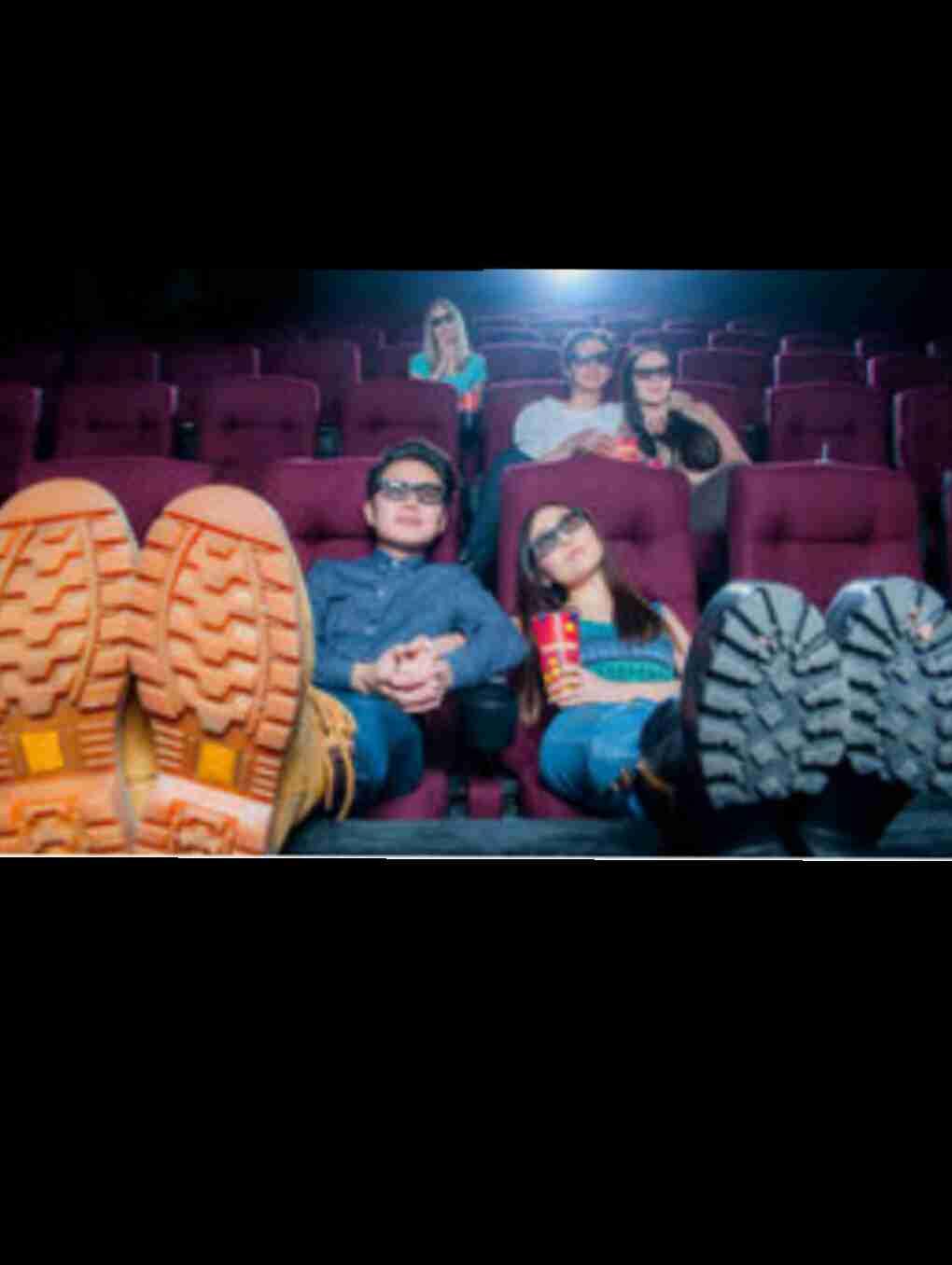 映画館で嫌な思いした!