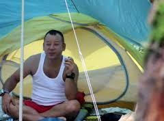 キャンプ好きな人!