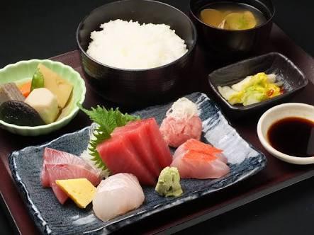生魚を食べられるようになりたーい!