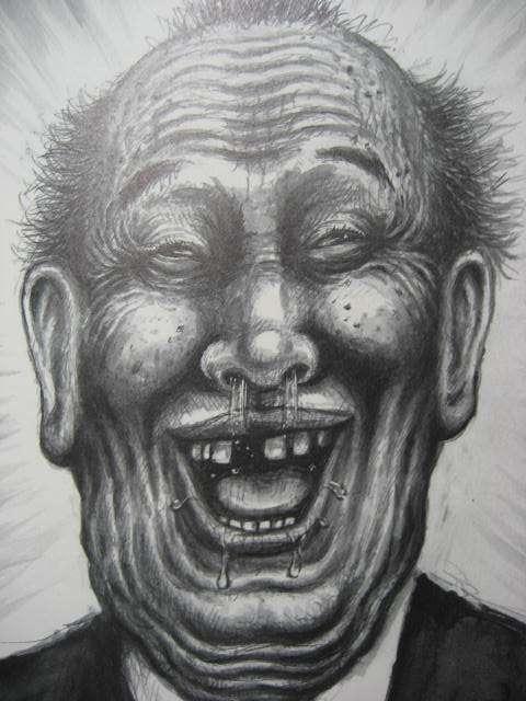 中年、老人の描き方が上手い漫画家といえば?