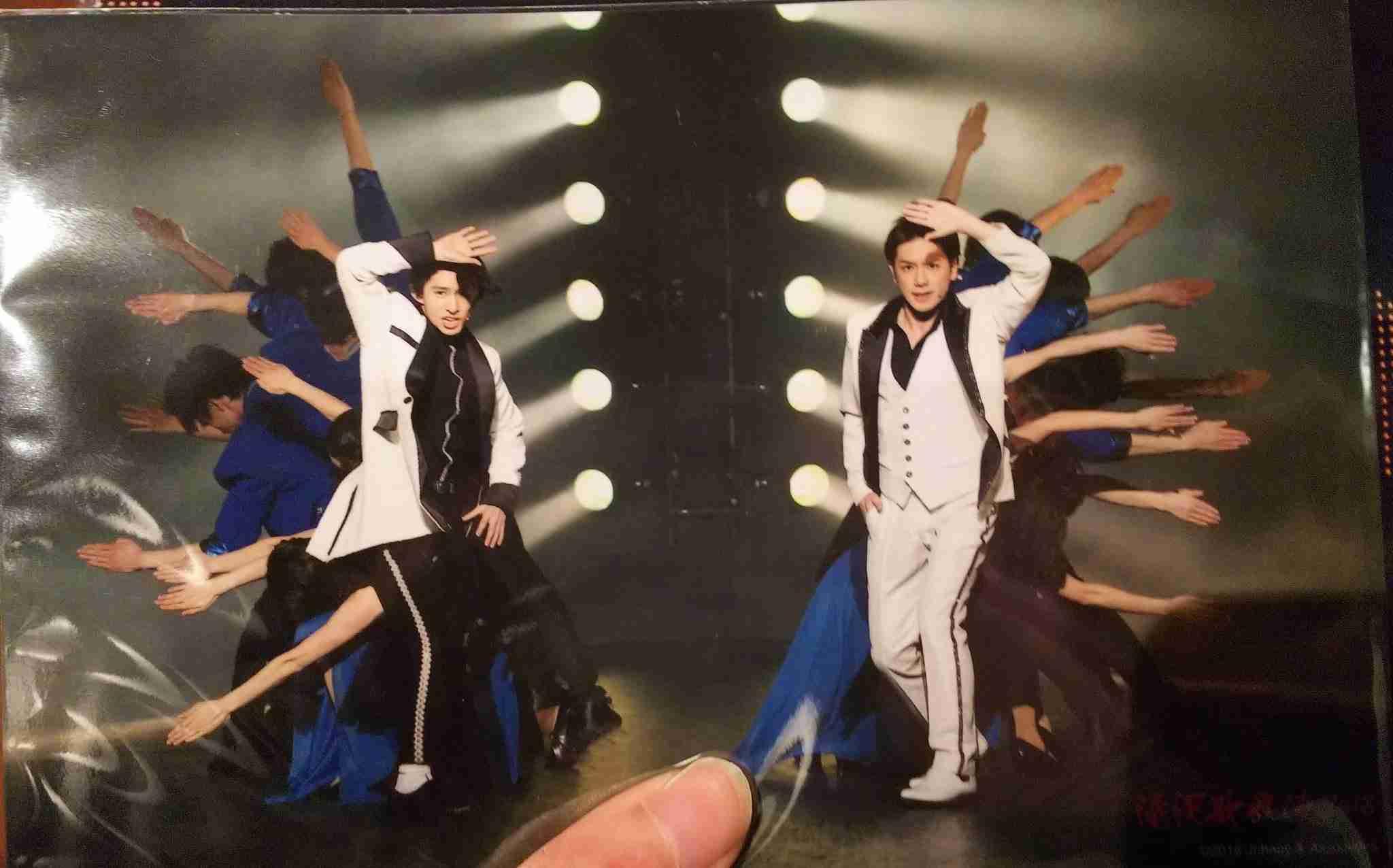 三宅健&滝沢秀明の新ユニット「KEN☆Tackey」 7・18「逆転ラバーズ」でCDデビュー