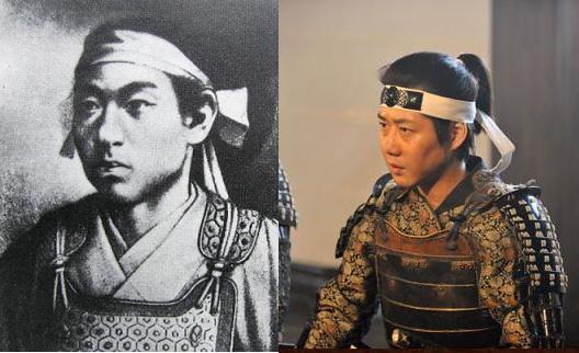 ドンピシャと思った歴史ドラマの俳優は誰?