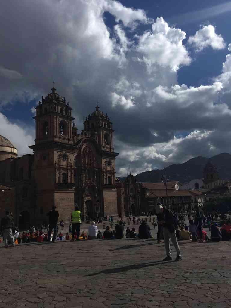 中南米を旅行したことがある人!