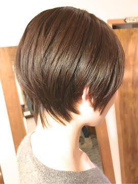 ベース型に似合う前髪、髪型