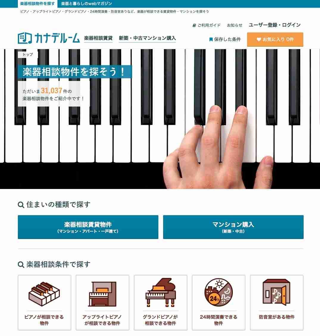 集合住宅でピアノの練習