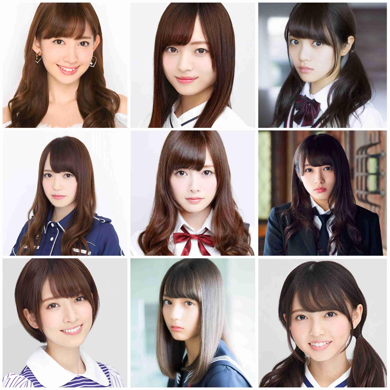 【ネタトピ】好きな女性アイドルのメンバーを挙げて理想のアイドルグループを作るトピ