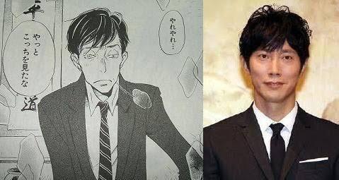 漫画・アニメの実写化画像を貼るトピ
