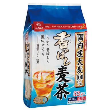 麦茶はどうやって作りますか?