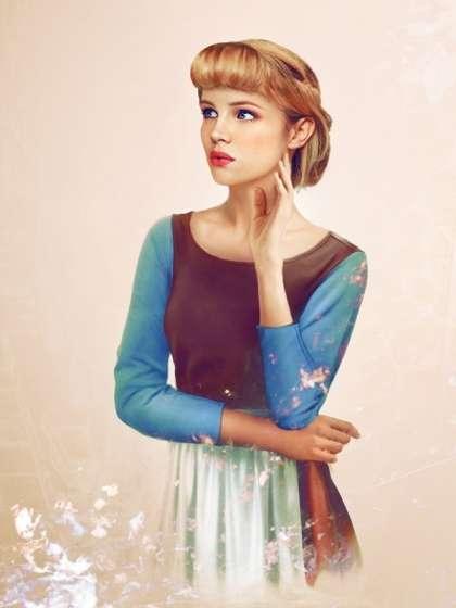 """マギー、ドレス姿が""""リアルシンデレラ""""と話題「美しすぎ」「ガラスの靴探してきます」"""