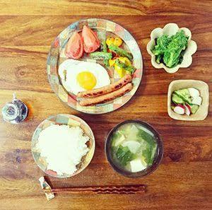 山田優、「量が少なすぎる!」夕飯メニューの写真に驚きの声が殺到