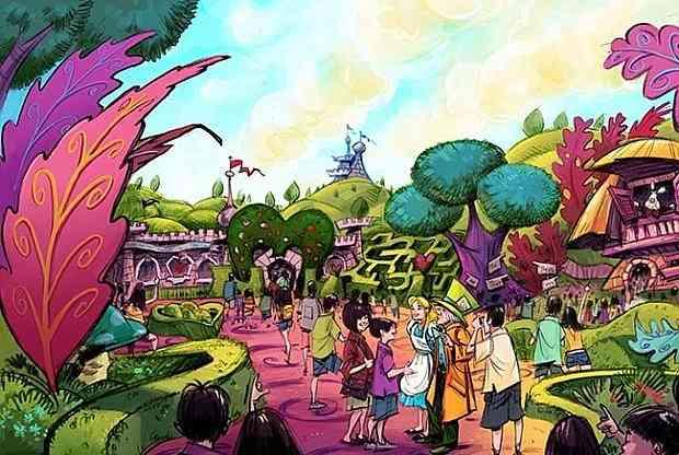 東京ディズニーシーに「アナと雪の女王」「ラプンツェル」「ピーターパン」エリア導入発表…2022年度中に
